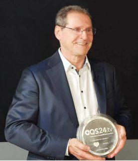 Bild Bernhard QS24 Award